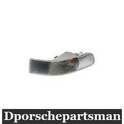 Boxster Side Marker Light Porsche 911 Front Left NEW #NS Clear Euro Version