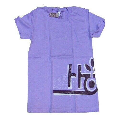 Habitat Womens Shirt Kidney PURPLE SZ L