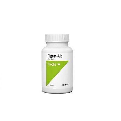 Bile Salts - Bile Salts, Trophic Digest Aid   90tabs