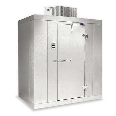 Norlake Nor-lake Walk In Freezer 8x 12x 67 H Klf812-c Self-contained -10f