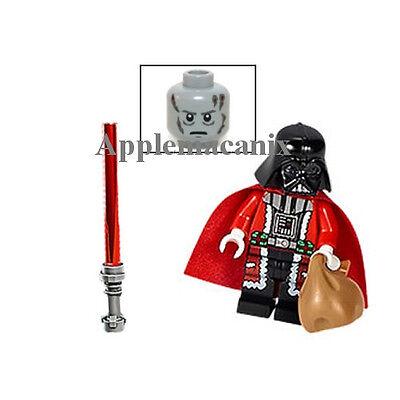 New Lego Star Wars 75056 Advent Calender Christmas Santa Darth Vader Minifigure
