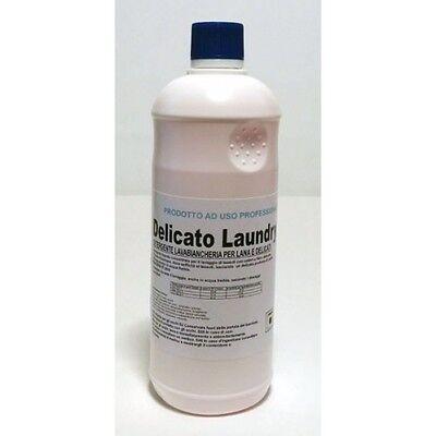 Detergente detersivo lavabiancheria per lana e delicati DELICATO LAUNDRY 1KG