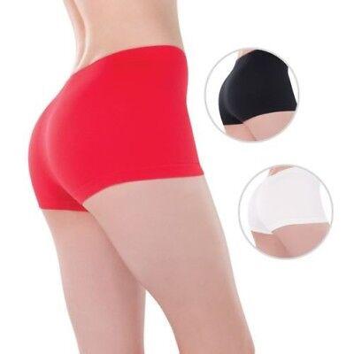 orts Hotpants Boxershorts Stretch Weich unter Maskenkostüm (Weibliche Boxer Kostüme)
