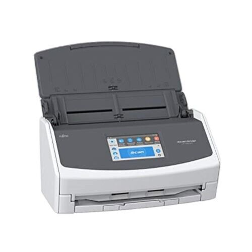 NEW!  Fujitsu ScanSnap iX1500 Color Duplex Document Scanner