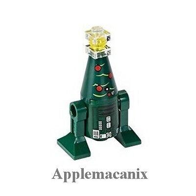 New Lego Star Wars 75056 Hoth Advent Christmas Tree R2 D2 R2d2 Droid Minifigure