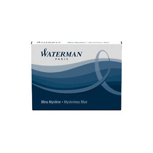 Waterman-Large-Size-Ink-Cartridges-8-Pack-Mysterious-Blue-S0110910