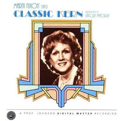 Marni Nixon / Sings Classic Kern - Vinyl LP, audiophil, JVC-Pressung Nixon Audio