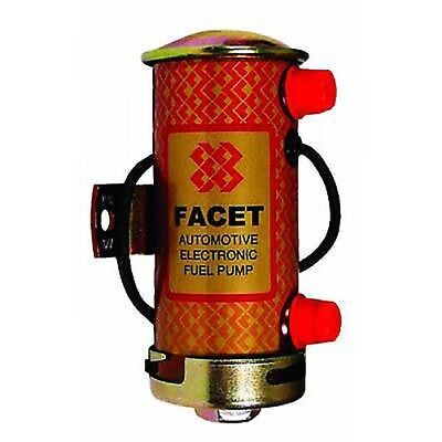 1x Facet 480517 Cylindrical Fuel Pump (IP517)