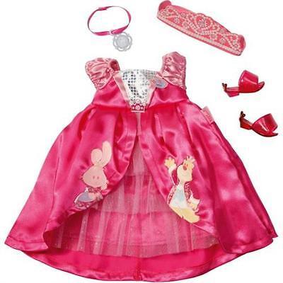 Zapf Creation 821060 - BABY born® Deluxe Prinzessin, Prinzessinnenkleid, NEU OVP