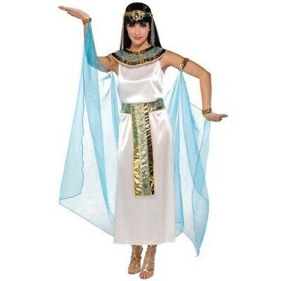 Damen Ägyptische Königin Kleopatra Römische Halloween Kostüm - Römische Kopfbedeckung Kostüm