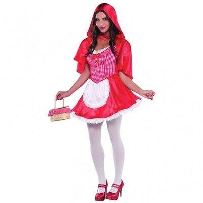 Wolf Rotkäppchen Damenmode Kleid Kostüm Damen Halloween Schlafzimmer (Schlafzimmer Kostüme)