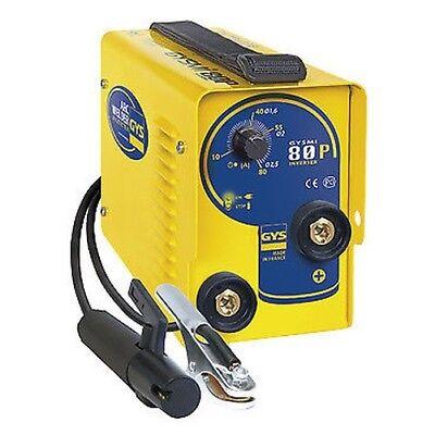 Soldadura Electrica Electrodos Rakesh, Hierro Fundido Inoxidable Gysmi 80P Mma