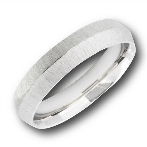 Free Gift Packaging Stainless Steel Band Ring