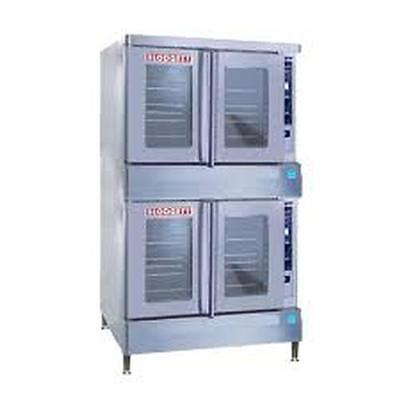 Blodgett Bdo-100-g-es Dbl Bdo-g Full-size Gas Value Convection Oven Double Stack