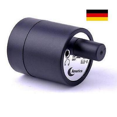 Geräuschverstärker Wand Tür Decken abhören Stethoskop Abhörgerät USB Kopfhörer