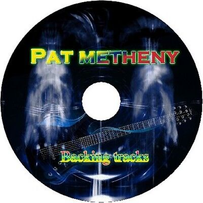 PAT METHENY GUITAR BACKING TRACKS CD BEST GREATEST HITS MUSIC PLAY ALONG