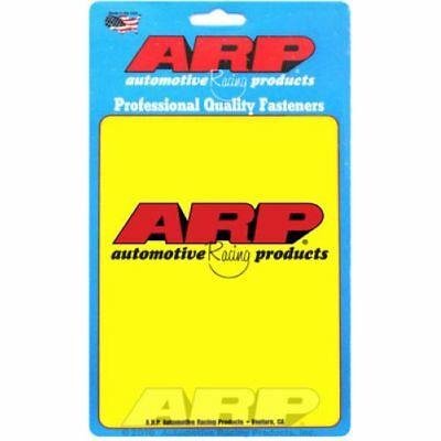 12 Point Nut Kit - ARP 300-8305 Nut Kit 9/16-18 Thread Side 12 Point Nut Style Black Oxide