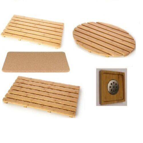 natural wood wooden duck board rectangular bamboo oval. Black Bedroom Furniture Sets. Home Design Ideas