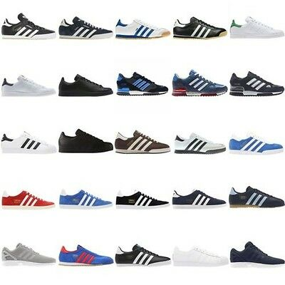 adidas Originals TRAINERS MULTI LISTINGS SHOES BECKENBAUER STAN SMITH ZX 3.5-13