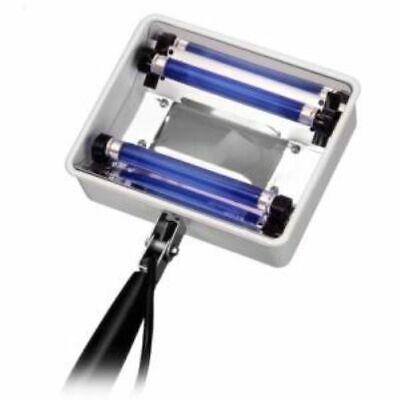 Spectroline Long Wave Uv White Light Lamp Q-22 New