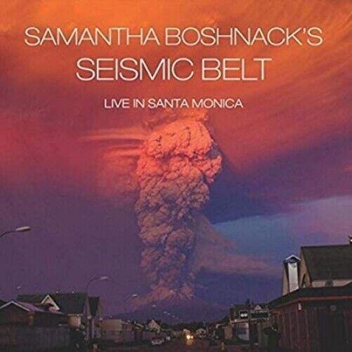 CD: SAMANTHA BOSHNACK