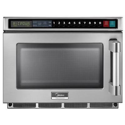 Midea 2117g1a 2100 Watt Heavy Duty .6 Cuft Commercial Microwave