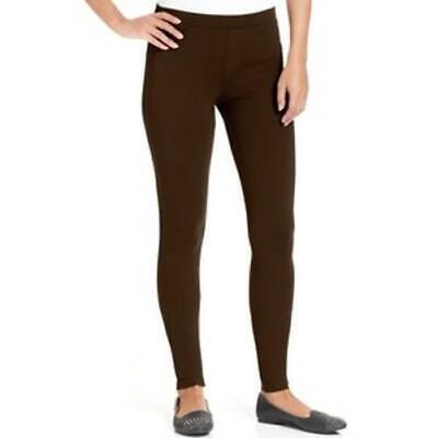 HUE Pencil Leggings Women's Size XS Black NWT