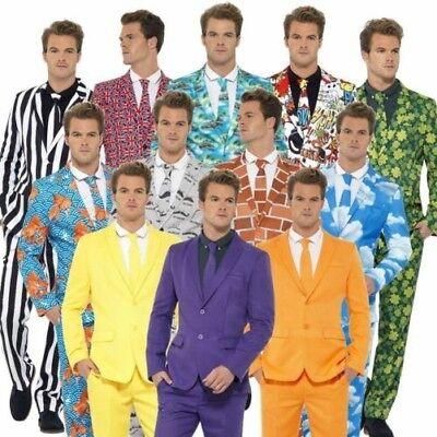 Abgehobener Anzüge Hirsch Do Party Neu Comedy Lustig Kostüm Kleid Outfit Herren