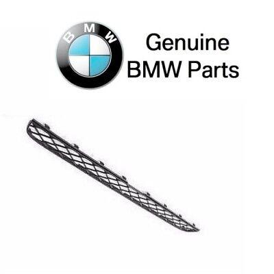 For BMW E70 X5 E71 E72 X6 Front Center Upper Black Bumper Cover Grille Genuine