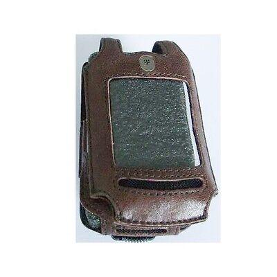 T-Mobile Leather Pouch for Motorola RAZR2 V8 V9 case cover housing razr 2 v 8 9
