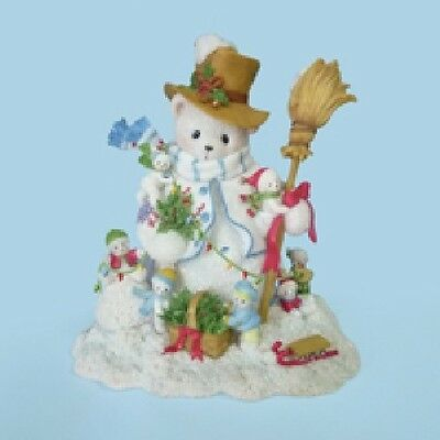 Cherished Teddies - WINTER - #4023740