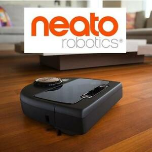 USED NEATO ROBOTIC BOTVAC VACUUM DC01 140543175 WIFI ENABLED CONNECTED