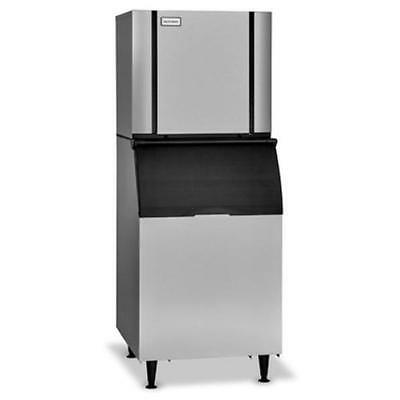 Ice-o-matic Cim0836ga 875lb Air Cooled Grande-size Cube Ice Machine 208-230v