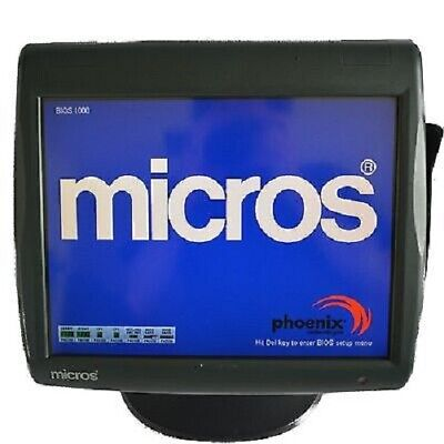 Micros Workstation 5a Ws5a Pos Touch Computer Key Dongle