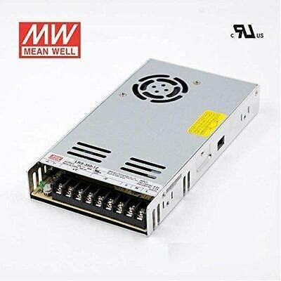 Lrs-350-12 Mean Well 12v 29a 350 Watt Ul Switching Power Supply
