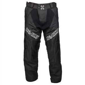 HK Army HTSL Line Pants Black - Youth - Paintball