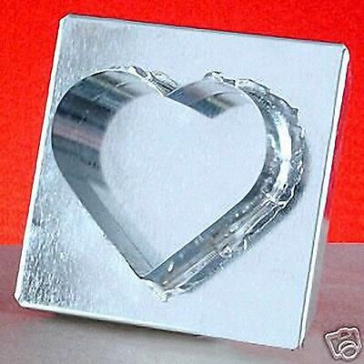 - HEART Floater Candle Mold