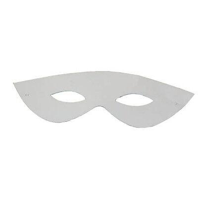 :235 mm, 10 Stk. - Fasching Halloween Karneval (Halloween Maske Papier)