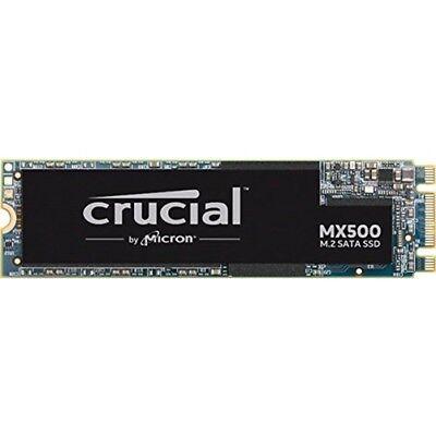 Crucial Mx500 1Tb 3D Nand M 2 2280 Sata Internal Solid State Drive