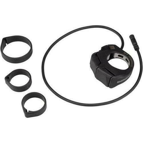 SHIMANO STEPS SW-E7000-R Right Hand Switch for SEIS Shift with 300mm E-Tube Wire