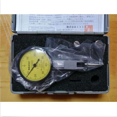 Mitutoyo Dial Test Indicator 0-0.8mm 513-404 0.01mm