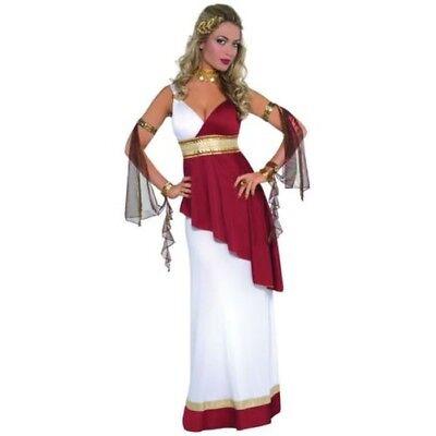 Griechisch Göttin Karneval Damen Römische Kostüm Toga - Römische Griechische Toga Kostüm
