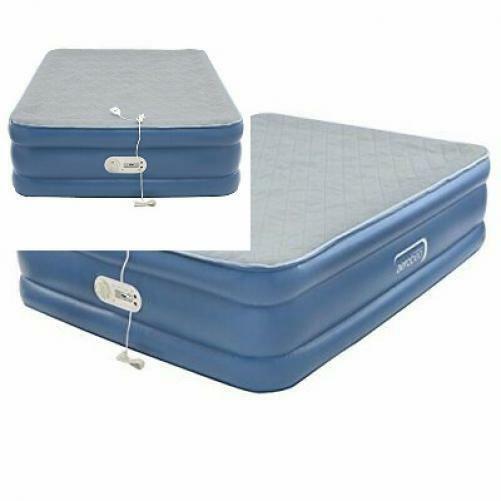 quilted foam topper air mattress