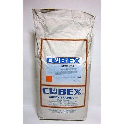 Detergente in polvere per lavaggio manuale di qualsiasi tipo SELF MORE 25 kg