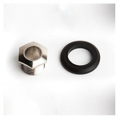 TC Electronc Input Output Jack Replacement Nut & Collar for Blood Moon Pedals
