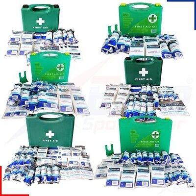 Medizinische Nachfüllen (HSE Erste Hilfe Sets Arbeitsplatz, Reise, Büro Nachfüllungen medizinisch Notfall)