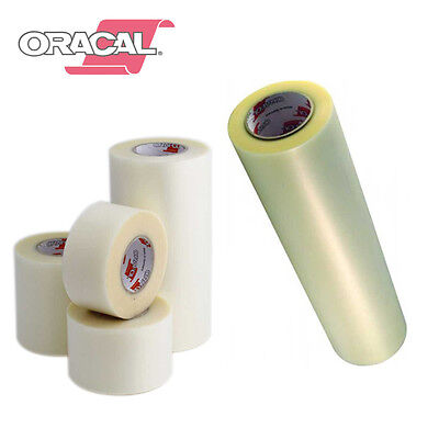 Application App Tape Oracal Paper Clear Transfer Film For Sign Vinyl Decals