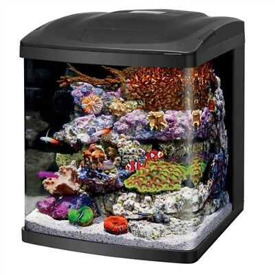 Coralife Size 16 LED BioCube Aquarium - NEW UPGRADED MODEL