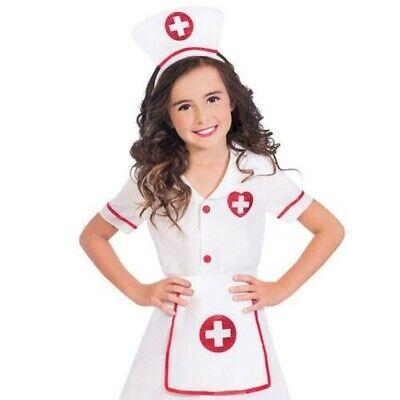 Kinder Krankenhaus Krankenschwester Medizinisch Artzt - Krankenschwester Kostüm Kind