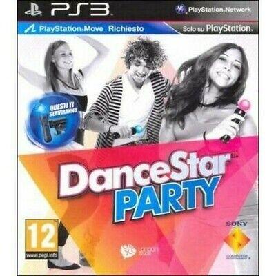 Sony Dancestar Party, PS3